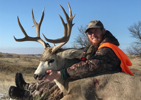 J&J Guide Service - Guided Montana Mule Deer, Elk, Whitetail